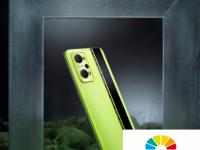 荣耀GTNeo2智能手机以黑色薄荷色取笑