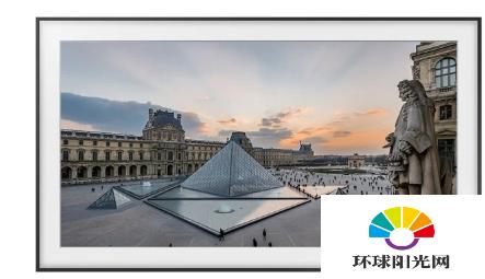 三星与卢浮宫博物馆合作推出TheFrameTV