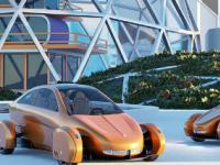 英国公司Soventem详细介绍了2024年受赛车启发的城市电动汽车