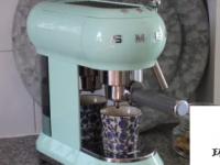 SmegECF01浓缩咖啡机评测