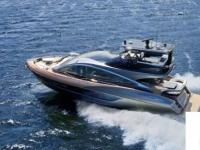 雷克萨斯LY650游艇是65英尺的豪华游艇