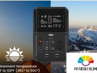 SUNGZU便携式电站提供1,500交流输出