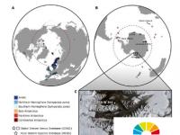 微生物对南极洲的大规模气候变化很敏感